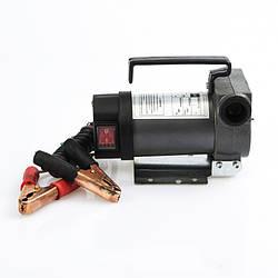 Насос роторный  REWOLT для перекачки ДТ 24в 50л/мин RE SL001-24V