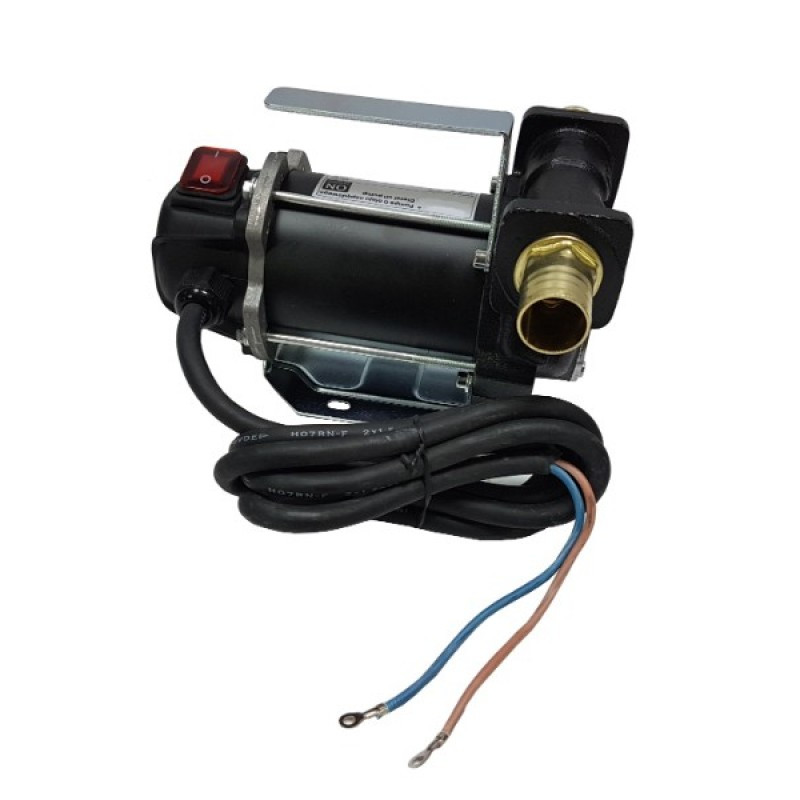 Насос роторный REWOLT для перекачки ДТ  24В 60 л/мин (RE SL002-24V)