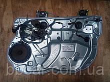 Стеклоподъемник передний правый электрический Volkswagen Polo 9N   6Q4 837 756 , 6Q2 959 801 E