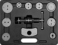 Набор ручных сепараторов для тормозных зажимов YATO 11 предметов (YT-0681), фото 1