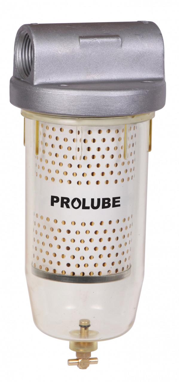 PROLUBE - Фільтр сепаратор для ДП і бензину, 10 мікрон