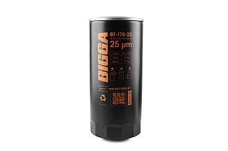 BF-170-25 Фильтр тонкой очистки дизельного топлива, до 70 л/мин, 25 мкм, BIGGA