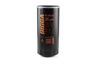 BF-290-25 Фильтр тонкой очистки дизельного топлива, до 90 л/мин, 25 мкм, BIGGA