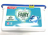 Капсулы для стирки 3в1 Fairy non bio pods (38 стирок), фото 1