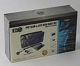 Набор с Джинсовым чехлом для PSP Slim Black-Horns (BH-PSP02601), фото 3