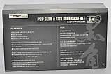 Набор с Джинсовым чехлом для PSP Slim Black-Horns (BH-PSP02601), фото 5