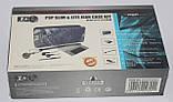 Набор с Джинсовым чехлом для PSP Slim Black-Horns (BH-PSP02601), фото 6