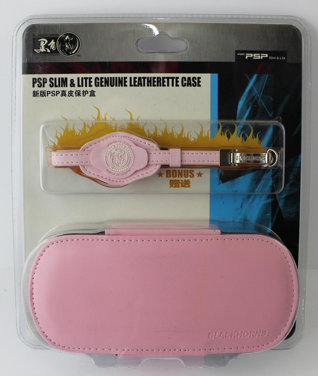 Чехол Genuine Leatherette Case (BH-PSP02204)