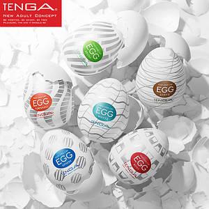 Мастурбатор яйцо в стиле Tenga Egg + смазка