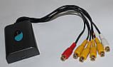 Відеореєстратор 4-х канальний USB, фото 3