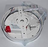 Стельова LED лампа накладна, кругла, фото 3