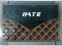 Автомобильный коврик липучка NATE, yellow 3 (215x145)