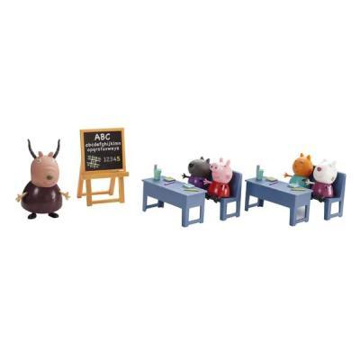 Игровой набор PEPPA Идем в школу (20827)