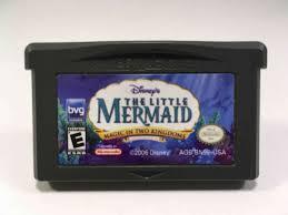 "Картридж GBA ""The Little Mermaid: Magic in Two Kingdoms"""