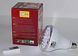 LED лампа с резервным питанием двойной аккумулятор, фото 2