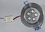 LED лампа под гипсокартон, фото 4