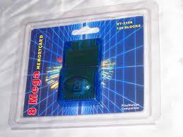 Карта памяти для PS1,ONE 120 блоков
