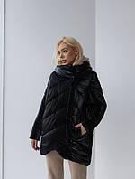 Легкая женская куртка на зиму