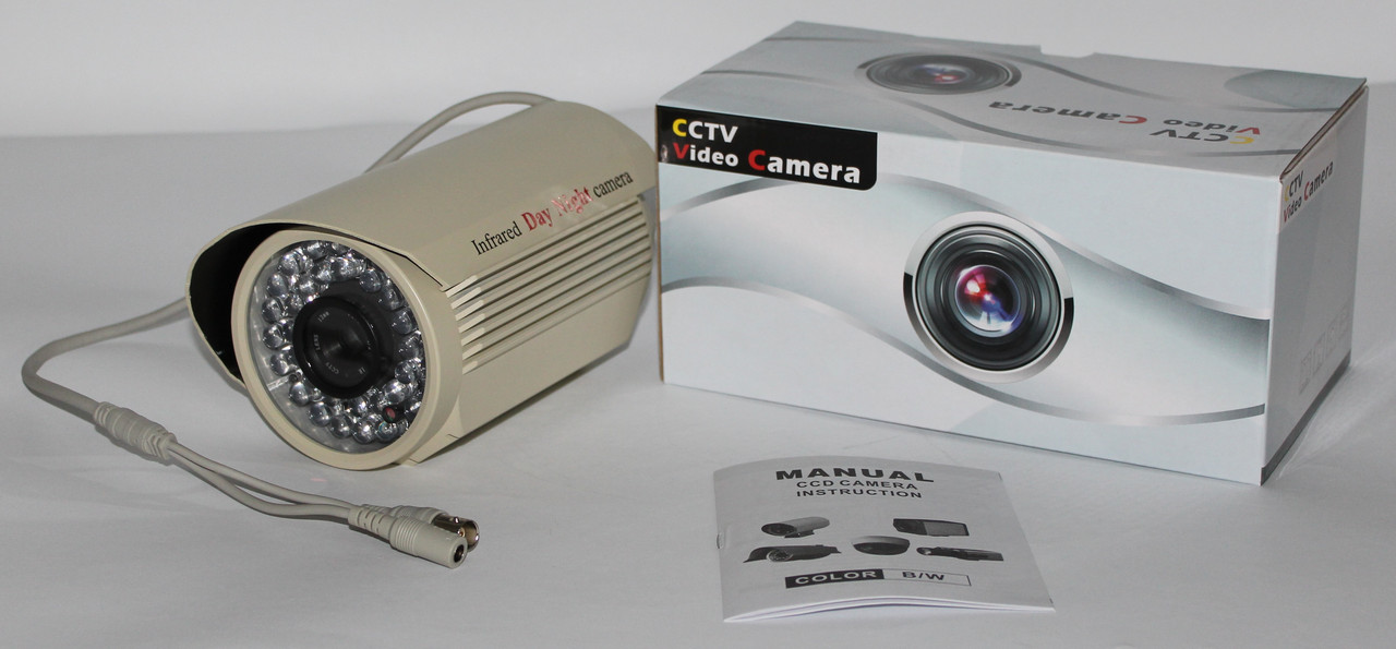Камера зовнішнього спостереження (MHK-902E)