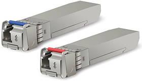 Пара модулей SFP+ 10G-LR 20км LC 1270/1330