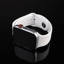Смарт часы AirPlus Smart Watch T500 белый цвет. Диагональ 1.54, умные часы, фитнес браслет., фото 3