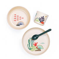 EKOBO - Набор детской посуды Kids Dinner Set, SEAS