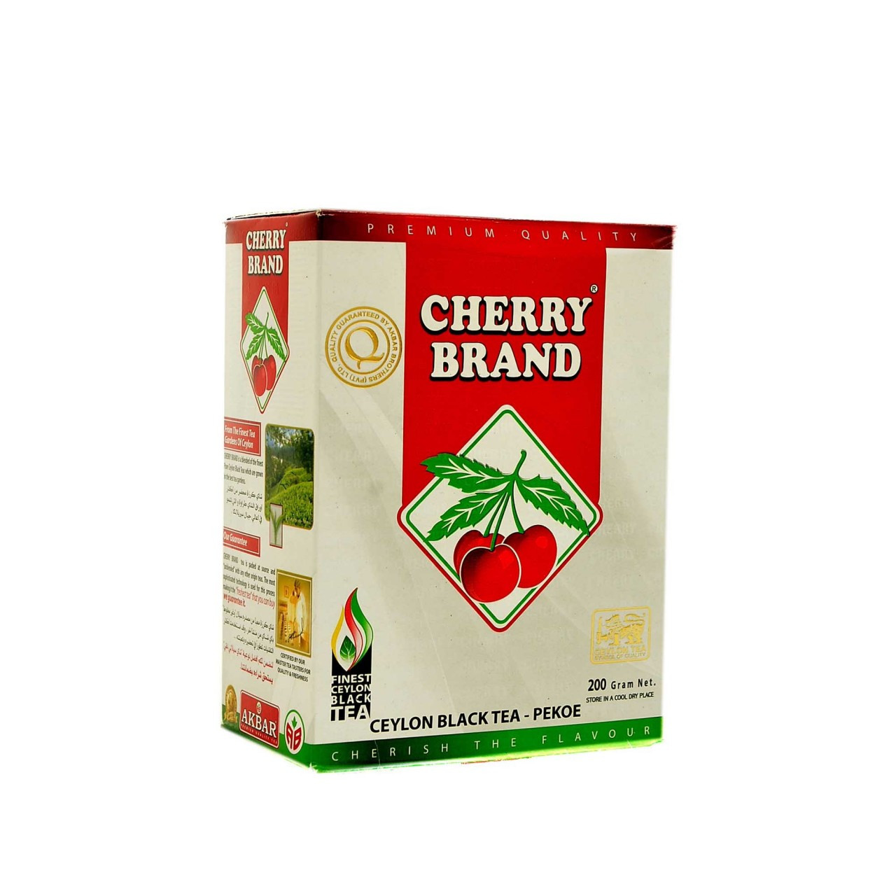 Чай Cherry Brand Tea 200 грамм