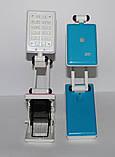 LED настольная лампа с резервным питанием(на клипсе), фото 2