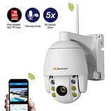 Камера  5xzoom PTZ IP WiFi 1080 P 2MP двухсторонним аудио, фото 3