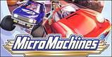 Игровой картридж для GAME BOY ADVANCE Micro Machines (GBA), фото 2