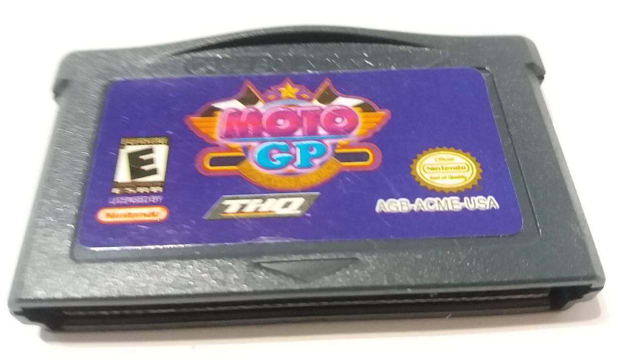 Игровой картридж MOTO GP (GBA)