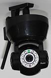 Безпроводная (WI-FI) проводная IP камера с возможностью удаленного управления, ночное видение, фото 4