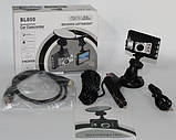 Відеореєстратор 2.7 Inch BL800 Car DVR with Dual Cameras 180 Degree Wide, фото 3