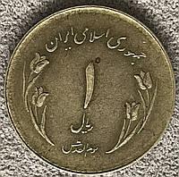 Монета Ирана 1 риал, фото 1