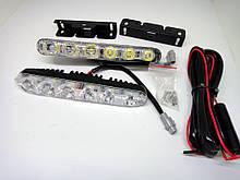 Дневные ходовые огни (DRL) LED D109T