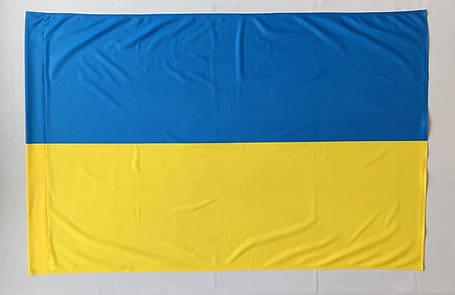Флаг Украины - Флажная сетка (Без шва), фото 2