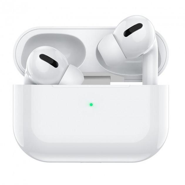 Беспроводные Bluetooth наушники BT Hoco ES36 TWS V5.0 вакуумные сенсорные, блютуз стерео гарнитура, белые