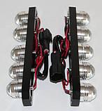 Денні ходові вогні (DRL) LED DIY 2x6W, фото 8