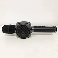 Беспроводной Bluetooth Микрофон для Караоке Микрофон DM Karaoke Y 63 + BT. Цвет: черный, фото 5