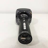 Беспроводной Bluetooth Микрофон для Караоке Микрофон DM Karaoke Y 63 + BT. Цвет: черный, фото 6