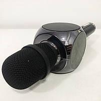Беспроводной Bluetooth Микрофон для Караоке Микрофон DM Karaoke Y 63 + BT. Цвет: черный, фото 7