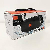 Колонка JBL XERTMT2 Mini (аналог). Цвет: сине-оранжевый, фото 3