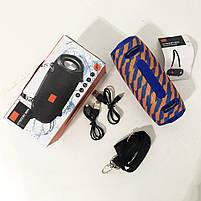 Колонка JBL XERTMT2 Mini (аналог). Цвет: сине-оранжевый, фото 4