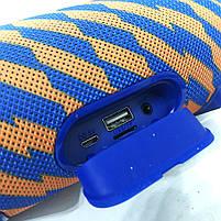Колонка JBL XERTMT2 Mini (аналог). Цвет: сине-оранжевый, фото 7