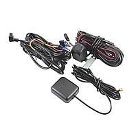 Автомобильный скрытый видеорегистратор Lesko F8 с двумя объективами Android 8.1 GPS, фото 7
