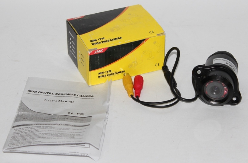 Камера заднего вида JK-926A
