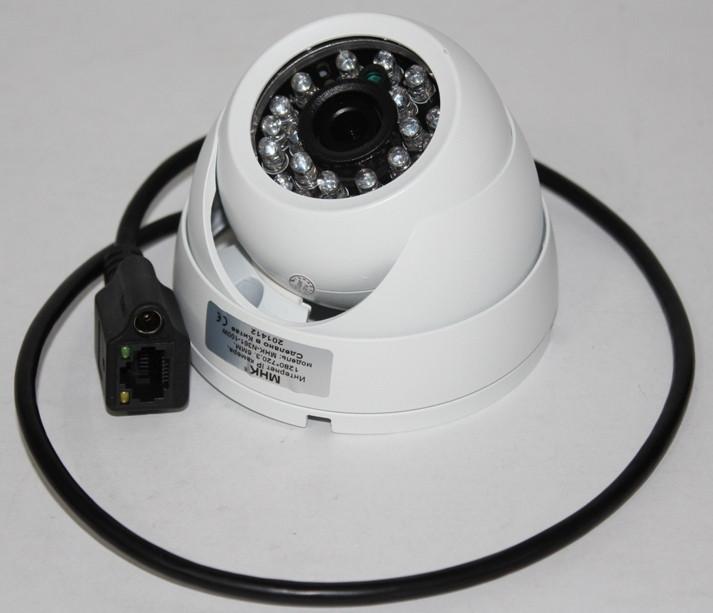 Камера внутрішнього спостереження купольна IP (MHK-N361-100W)