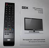 LED Телевизор DEX, фото 10