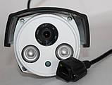Камера наружного наблюдения без крепления IP (MHK-N9612L-130W), фото 4
