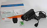 Камера наружного наблюдения (варифокальная) с креплением IP (MHK-N701L-200W), фото 2